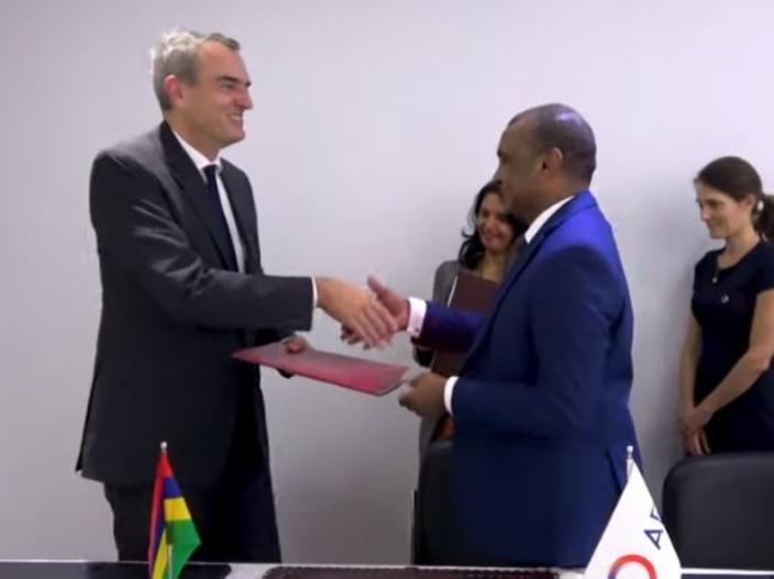 Covid-19 : L'Agence Française de Développement (AFD) offre un prêt de Rs 13,5 milliards à Maurice