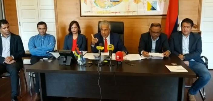 Boolell dénonce les nominations politiques du comité de Landscope Mauritius