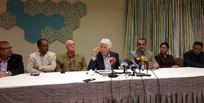 Révoquez le board de Landscope Mauritius, réclame Paul Bérenger