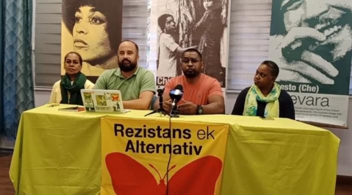 Pomponette : Rezistans ek Alternativ annonce un pique-nique de protestation le 16 août