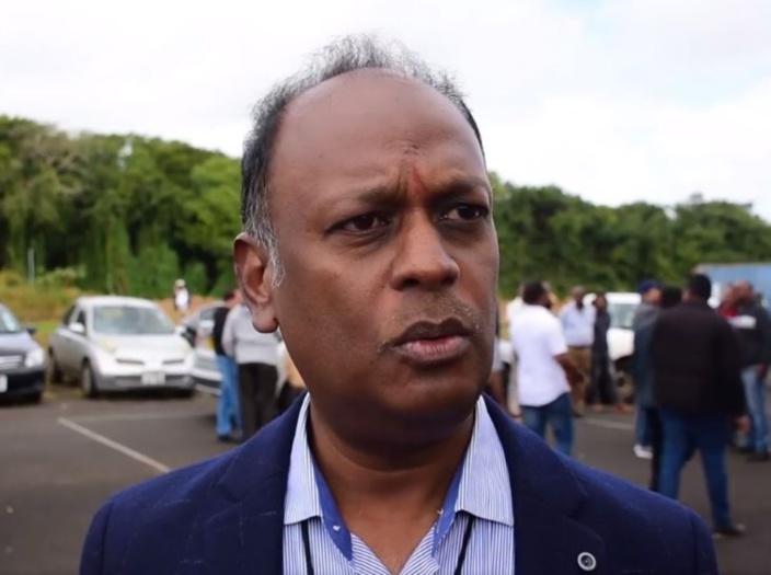Bhojraj Ghoorbin est le nouveau président de la Mauritius Sanathan Dharma Temples's Federation