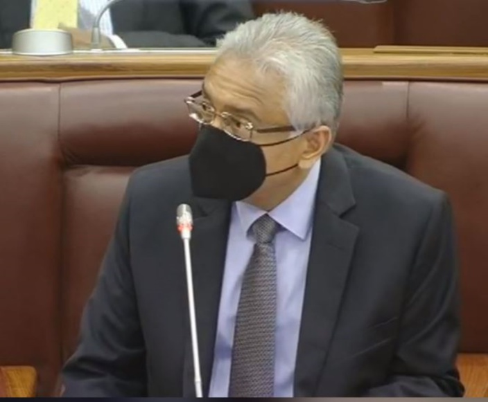 Finance Bill : Pravind Jugnauth parle des contrats de Nandanee Soornack