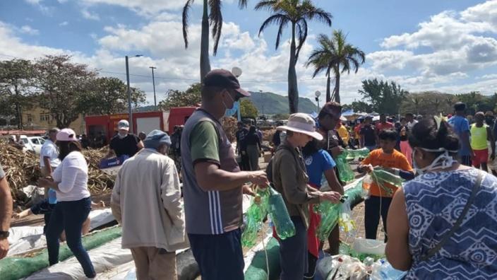 Le  gouvernement mauricien déclare plusieurs zones du Sud-est restricted area