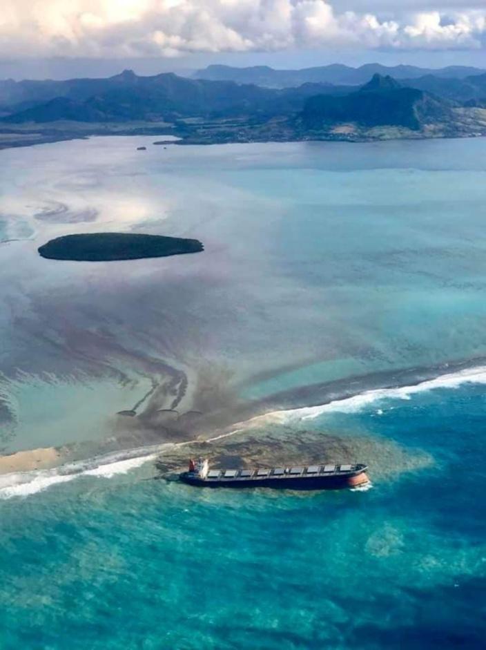 Le Wakashio, un cyclone environnemental sans précédent