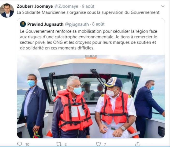 Fact-checking vs Fake News : Le Tweet de Zouberr Joomaye dérange