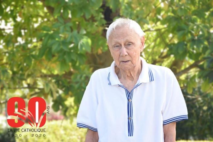 Le père Serge Ah-Kong est décédé à l'aube de ses 92 ans