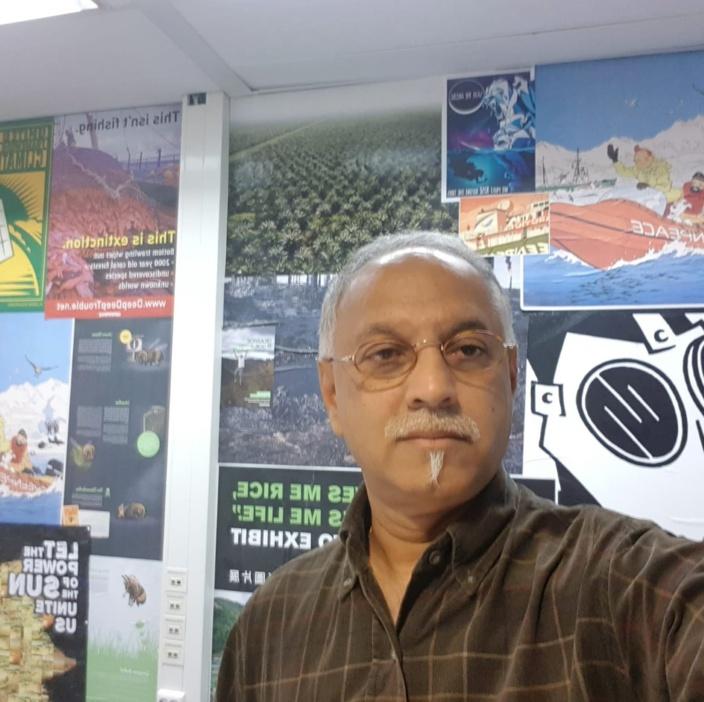 """Sunil Dowarkasing, ancien militant de Greenpeace : """"On aurait pu éviter ce drame"""""""