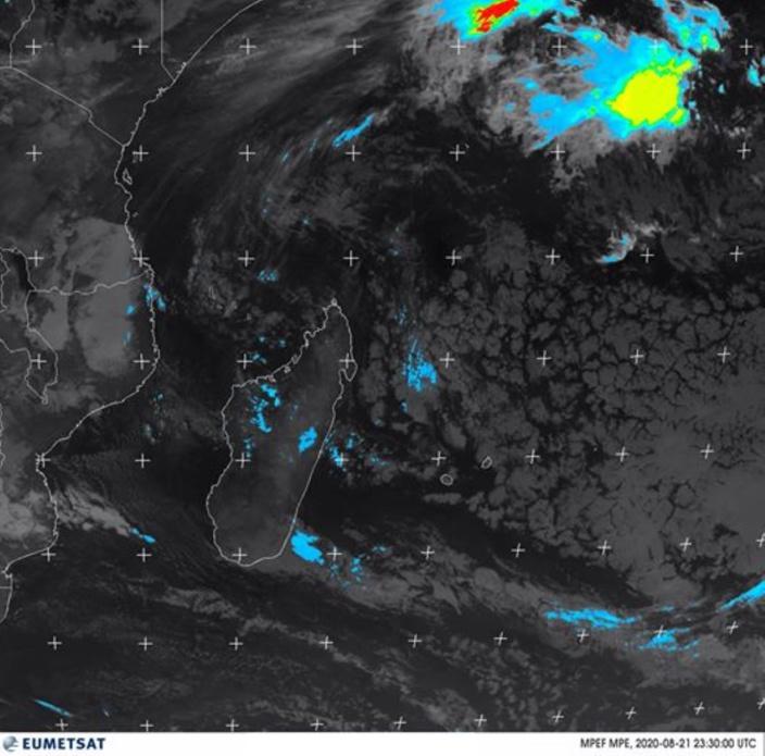 La météo du samedi 22 août 2020