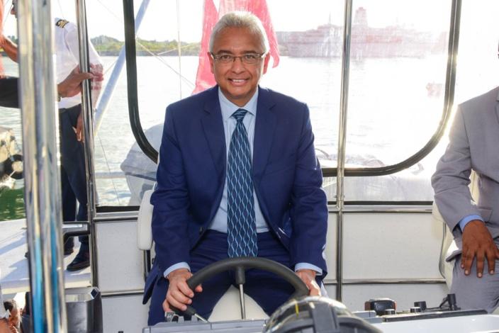 [Humeur] A l'île Maurice, on assiste au naufrage du capitaine Pravind