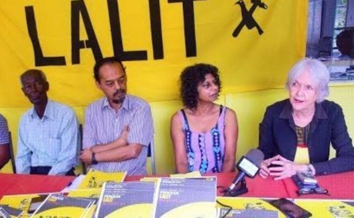 Marche du 29 août : La publication bizarre, presque irréelle de Lalit