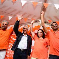 En 2011, Jahmeel, Ken, Nilen...ont manifesté pour « lutter contre la corruption et les injustices à Maurice »