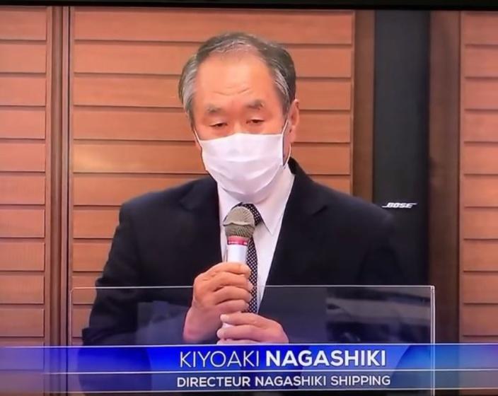 Wakashio : Les experts japonais parlent beaucoup… mais à leurs médias