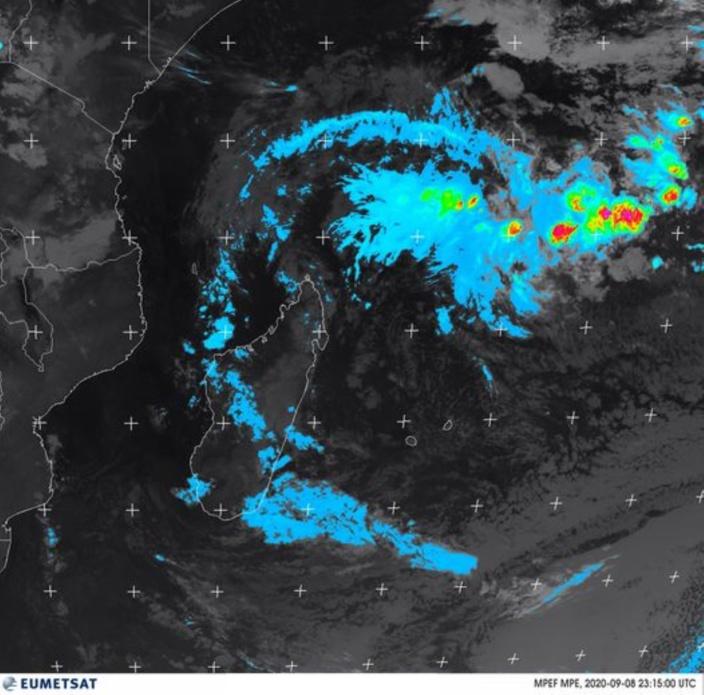 La météo du mercredi 9 septembre 2020
