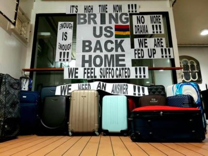MSC Poesia : Les 103 Mauriciens bloqués au Brésil depuis 6 mois pourront enfin rentrer au pays