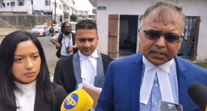 Teeluckdharry : « Le DPP n'a pas pris le temps d'étudier correctement les éléments »