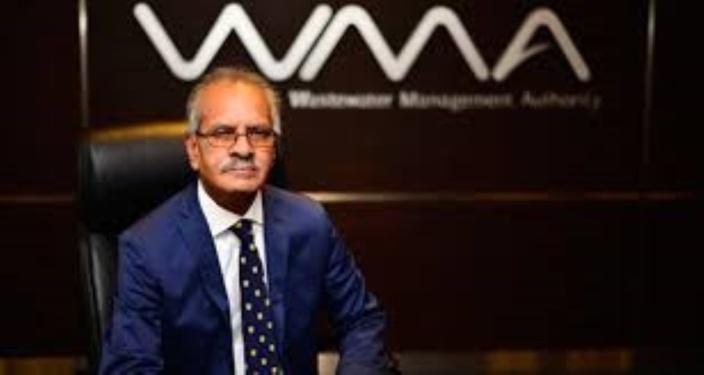 L'ex chairman de la WMA, Sulaiman Hansrod, en état d'arrestation par l'Icac