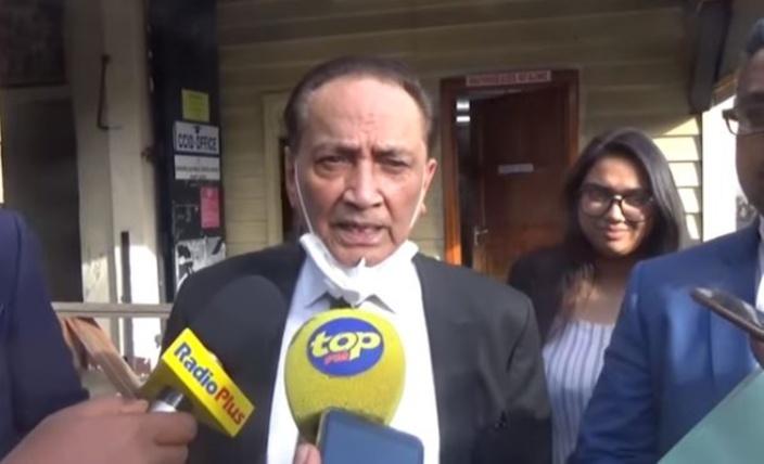 Sherrygate : « L'affaire va causer beaucoup de tort à des personnes haut placées », affirme Yusuf Mohamed