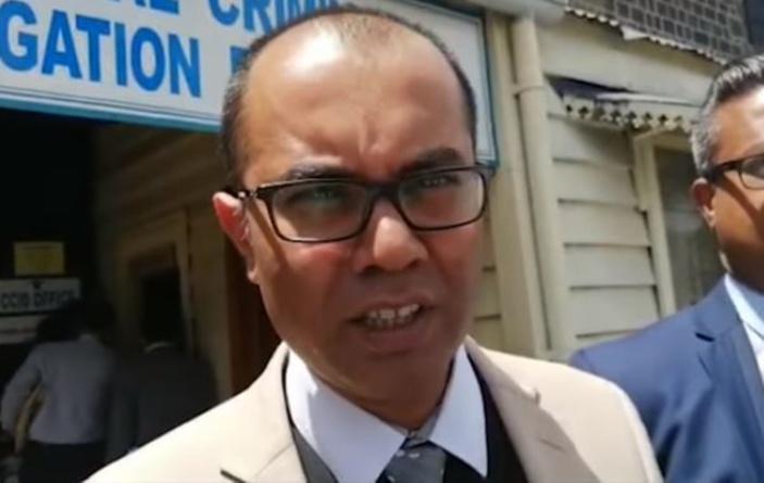Akil Bissessur : « Mon client ne va pas mordre à l'appât Shameem »