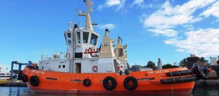 Le Port Master Barbeau interrogé dans le cadre de l'enquête initiée suite au naufrage du remorqueur Sir Gaëtan
