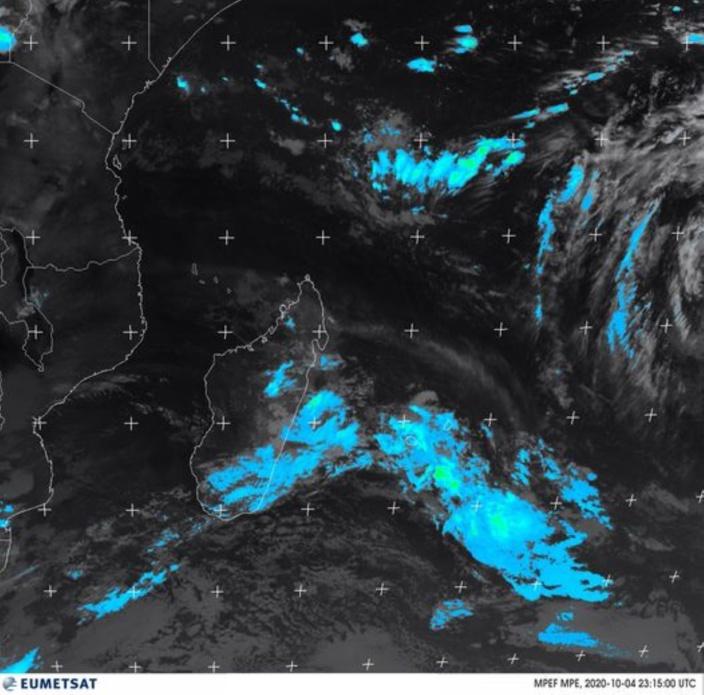 La météo du lundi 5 octobre 2020