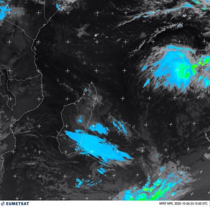 La météo du mercredi 7 octobre 2020