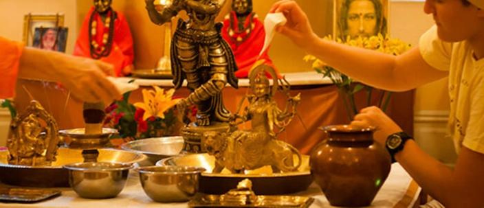 Début du Durga Puja: Neuf nuits de prières consacrées à la déesse Durga