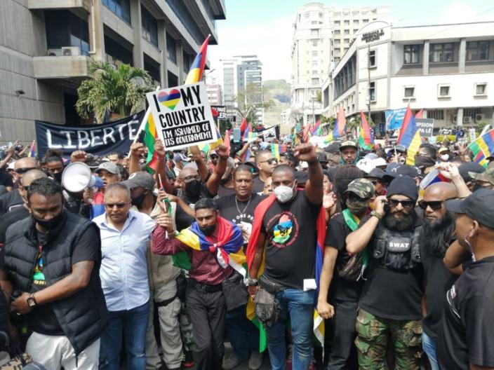 Droit de manifester : toujours une liberté à l'île Maurice?