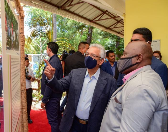 Sur le dossier Chagos, Pravind Jugnauth récidive et qualifie les Anglais et les Américains d'«hypocrites»