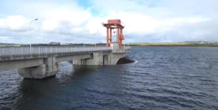 Le niveau d'eau dans les réservoirs inquiète