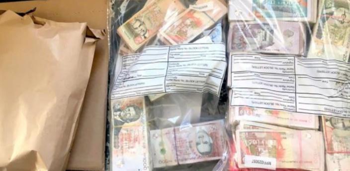 Blanchiment d'argent allégué: un propriétaire de meubles arrêté avec plus d'un Rs 1 million