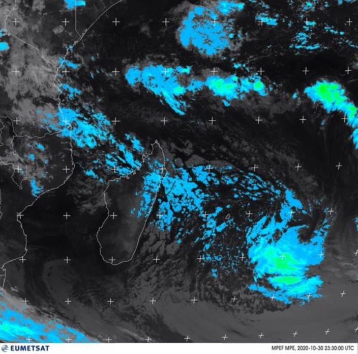 La météo du samedi 31 octobre 2020