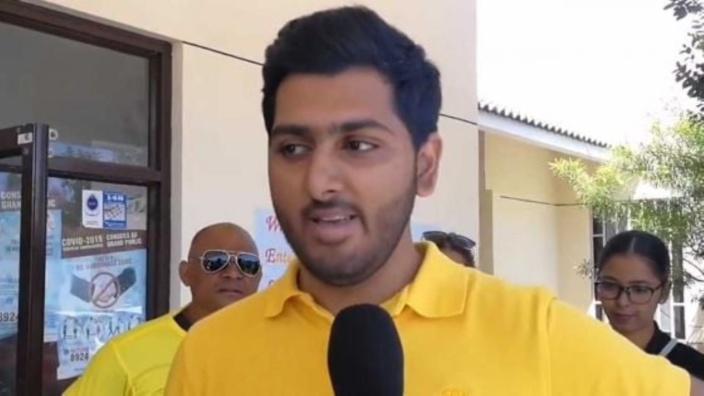 Elections villageoises : Le fils de Roshi Bhadain se présente comme candidat à Albion