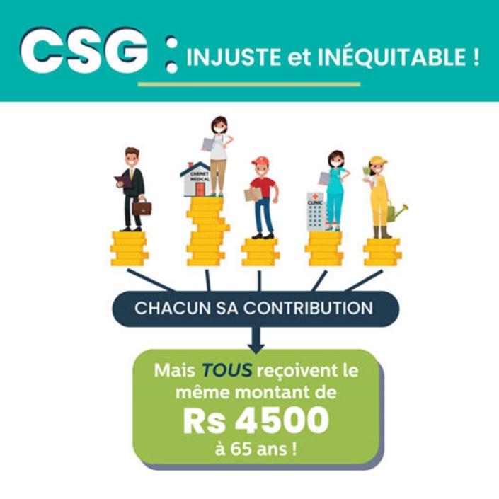 Contestation de la CSG : Business Mauritius s'en remet à la cour suprême