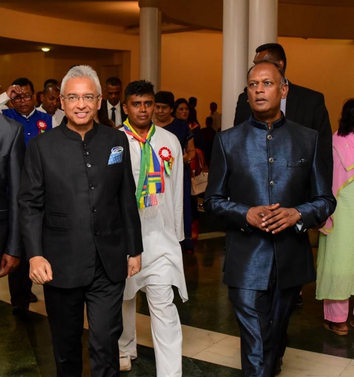 Bhojraj Goorbhin surprit des critiques sur le Premier ministre
