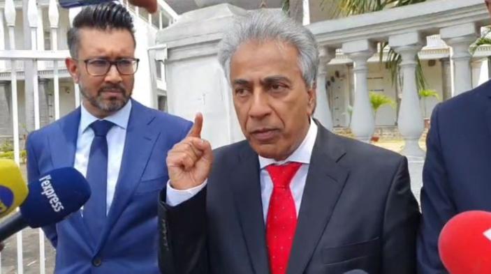 Boolell : « Pravind Jugnauth a payé plus de Rs 4 millions en cash… c'est illégal »