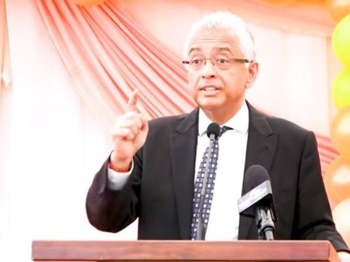 A St-Pierre, Pravind Jugnauth : « On me traite d'incompétent, mais aujourd'hui la population peut se regrouper sans crainte »