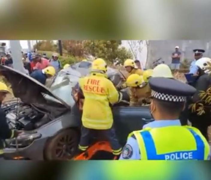 Un accident de la route à Flic-en-Flac fait une victime