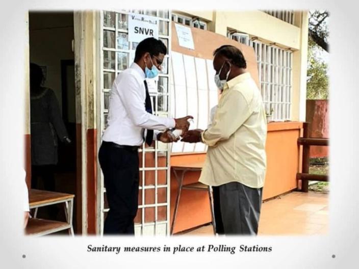 Élections villageoises : fin du scrutin… le dépouillement débutera à 16h30