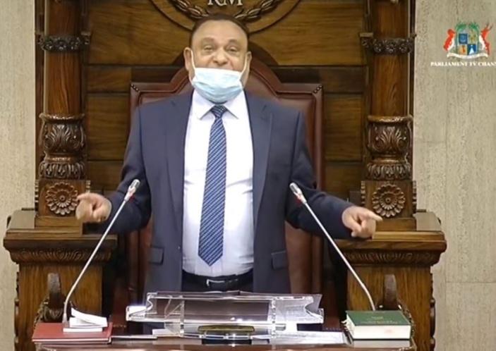 Parlement : Vikash Nuckcheddy, député du MSM, Patrice Armance, député du PMSD suspendus