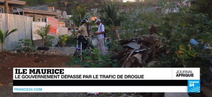 """[Vidéo] """"L'île Maurice dépassée par le trafic de drogue"""", un reportage refait surface"""