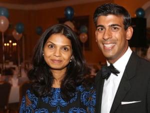 Angleterre : L'épouse de Rishi Sunak, accusée de fraudes fiscales via une société écran à l'île Maurice