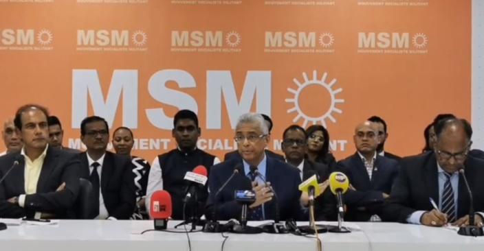 Le PM : L'alliance PTr-MMM-PMSD-Reform Party a été laminée aux élections villageoises