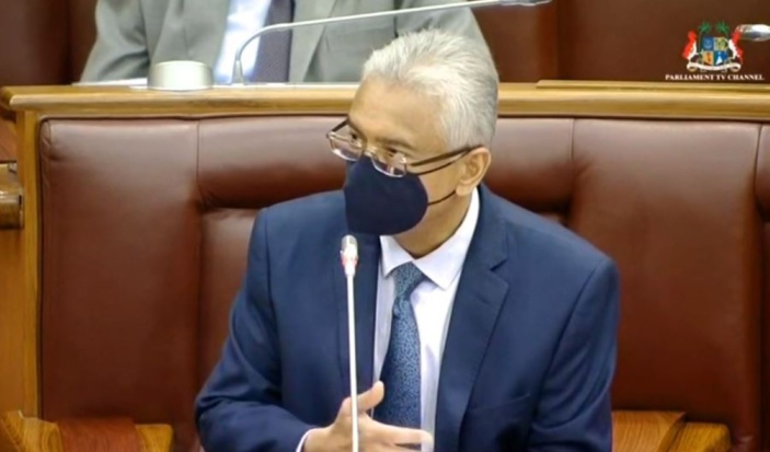 Pravind Jugnauth : « ce n'était pas une livraison contrôlée mais une opération secrète »
