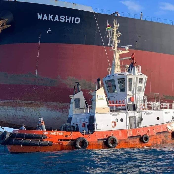 Naufrafe du Wakashio: Pas de travaux de la Court of Investigation cette année