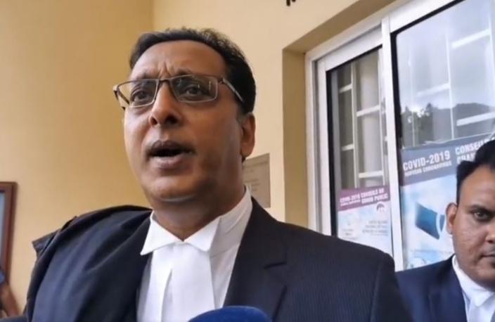 Roshi Bhadain lance un message au Commissaire de police : « mett enn lord dan ou lakwizinn »