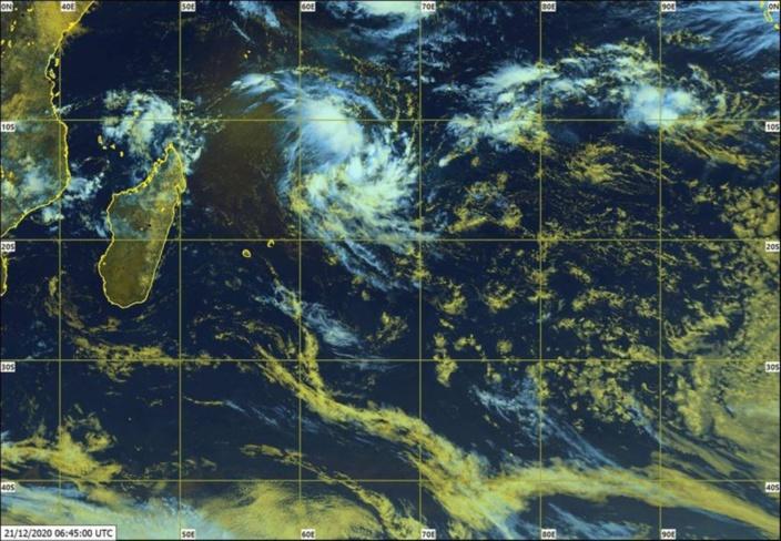 Une Tempête tropicale modérée pour le réveillon de Noël