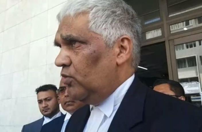 """Affaire Kistnen : """"Nous serons heureux que le DPP prenne l'accusation à son compte"""""""