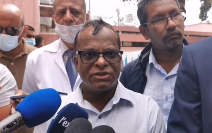 Naufrage du Sir Gaëtan : la MPA abandonne la famille du capitaine Moswadeck Bheenick disparu en mer