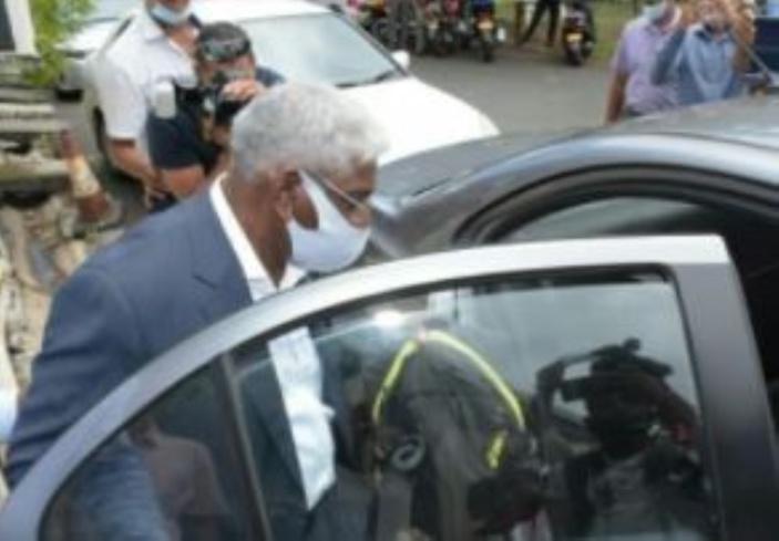 Affaire Brasse : l'ex-CP Mario Nobin libéré sous une caution de Rs 75 000