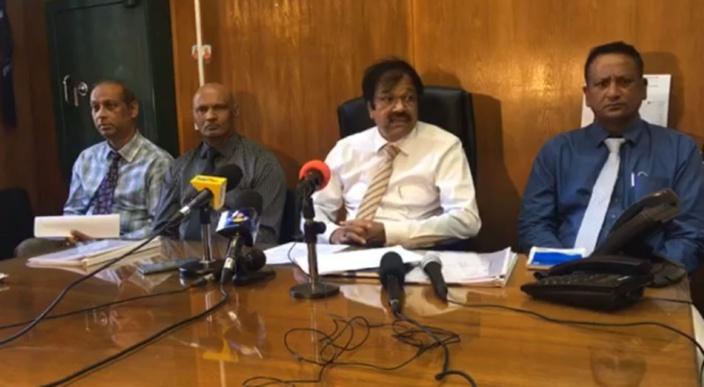 Le DCP Jangi fait un topo sur les enquêtes high profile de la police